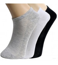 5 Pairs Women Low Cut Ankle Socks