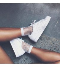 Breathable Fishnet Socks