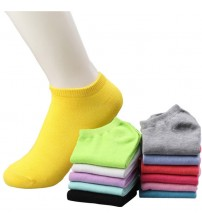 10 Pairs Cotton Ankle Socks