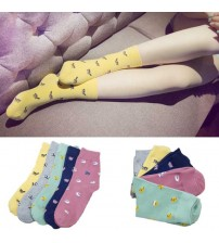 Cute Animals Cartoon Cotton Socks