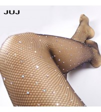 Fishnet Tights Mesh Pantyhose