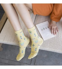 Comfortable Cute Cotton Casual Soft Socks