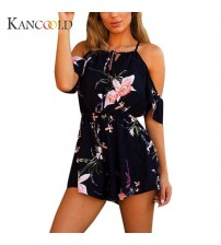 Fashion Elegant Women Playsuit
