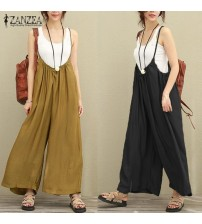 Overalls Wide Leg Pants Jumpsuits