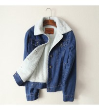 4 Pockets Coat Denim Jacket
