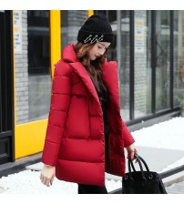 Parka Cotton Padded Jacket