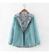 Women Bomber Basic Jacket