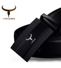 COWATHER Quality Automatic Alloy Buckle Strap