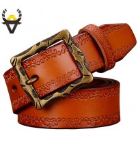 Fashion Classic Vintage Pin Buckle Strap
