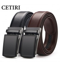 CETIRI Holeless Automatic Sliding Buckle Belt