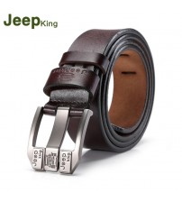 JEEPKING  Luxury Leather Belt