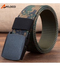 Automatic Buckle Army Tactical Belt