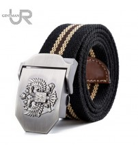 Canvas Tactical Luxury Patriot Jeans Belt