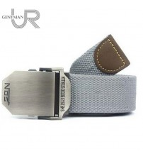 Canvas Military Equipment Men's Belts