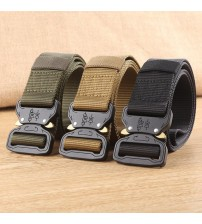 Heavy Duty Buckle Patrol Belt