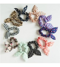 10pcs Hair Band Polka Dot