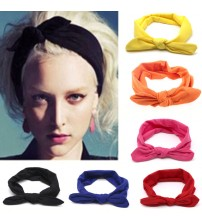 1Pcs Fashion Bowknot Hair Bands Headbands
