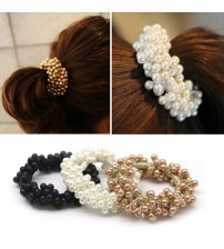 Pearl Headwear Elastic Hair Bands