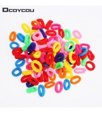 200 Pcs Colorful Child Kids Hair Holders