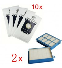 10x Vacuum Cleaner Dust Bags