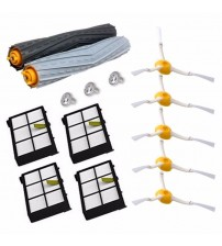 14Pcs/Lot Tangle-Free Debris Extractor Replacement Kit