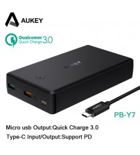 AUKEY 30000mAh Power Bank Quick Charge