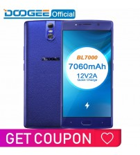 DOOGEE BL7000 7060mAh Quick Charge