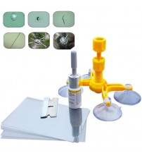 New Car Windhield Gla Repair Filler Tool Kit For Retore Hole Crack cratch On Windcreen eamle Recover ealant