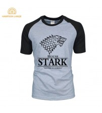 Game of Thrones raglan tee