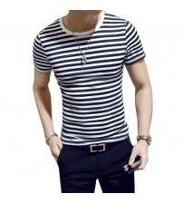 Funny Stripe Man T-Shirt