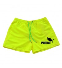 New Fashion Men  Pumba Sporting Beaching Shorts Trousers  Bodybuilding Sweatpants Fitness Short Jogger Casual Gyms Men Shorts