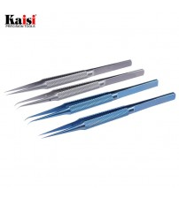 0.15 mm repair fly line fingerprint tweezers Phone Repair Tools fingerprint tweezers and 0.02 mm motherboard Fly line maintenanc