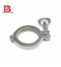 "1.5"" - 8"" Sanitary Stainless Steel  Tri Clamp Clamps  Clover for  Ferrule  SS304"