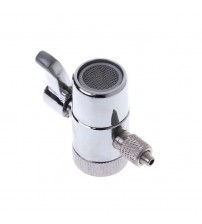"1PC Water Filter Faucet Diverter Valve Ro System 1/4"" 2.5/8"" 3/8"" Tube Connector"