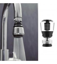 Kitchen Faucet Accessories 360 Rotate Swivel Faucet Nozzle Torneira Water Filter Adapter Water l61220 drop ship