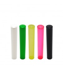 "116MM/4.57"" Tube Doob Vial Waterproof Airtight Smell Proof Odor Sealing Herb/Spice Container Storage Case.Color Random"