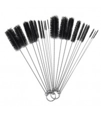 10 Pcs Nylon Bottle Tube Nozzle Brushes Cleaning Brush Kitchen Cleaner Set