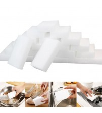 35Pcs White magic sponge erasers for kitchen Office bathroom clean accessory Cleaner Kitchen Pad 8.29