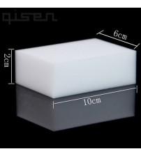 100 Pcs Wholesale White Magic Sponge Eraser Melamine Cleaner,multi-functional Cleaning 100x60x20mm 50Pcs