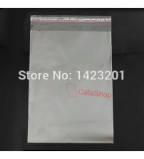 100 pcs / Lot OPP Plastic DVD Bag Wrap plastic Sleeves Resealable 14mm 25 micron