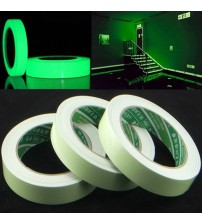 1/1.5CM Roll Luminous Tape Self-adhesive Glow In The Dark Safety Stage Home Decorations Warning Tape