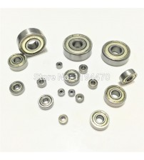 1-10pcs 623 624 625 626 627 628 629 634 635 636 638 ZZ 2Z Deep Groove Ball Bearing Metal Shielded Miniature Bearing