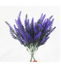 1 bunch rayon flower lavender fake flower arrangement table decoration wedding decoration flower arrangement family decoration