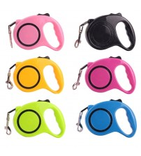 Automatic Retractable Pet Dog Leash Nylon Rope Pulling Dog Lead Extending for Small Medium Dogs Cats Pet Products