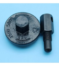 Universal Piston Stop Clutch Removal Tool Flywheel For Husqvarna & Stihl 2 Cycle 14mm Chainsaw