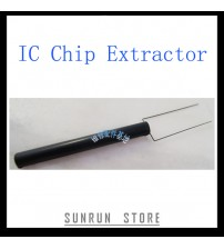 1 pcs /lot IC Chip Extractor Removal Tool for Hot Air Guns Blow Welding Chip