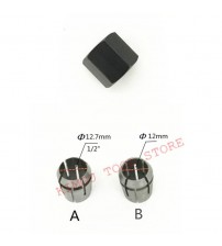 """Collet Cone 1/2"""" 12.7mm 12mm for Makita 763622-4 763628-2 763674-5 RP2301FC RP2301 RP1800 RP2300 RP2300FC RP18001 RP2301FCX"""