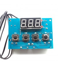 -50-110 degree thermostat double output in necessity accuracy 0.1 degree temperature controller