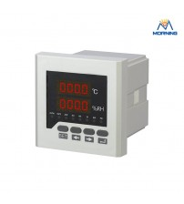 WSK303 LED Digital display Temperature and humidity Controller with sensor 96*96mm