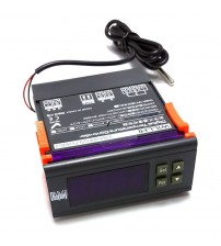 -30-300 Celsius degree thermostat Celsius /Fahrenheit settable can set low limit and up limit, start delay time settable
